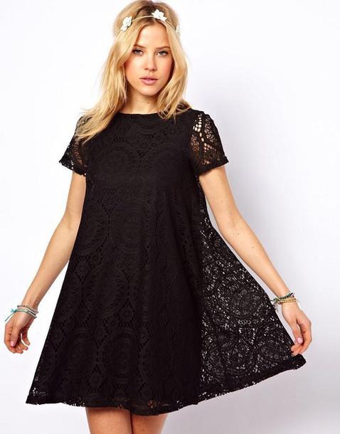dress lace dress hollow out dress lace dress lace dresses weddings lace dress short sleeve dress