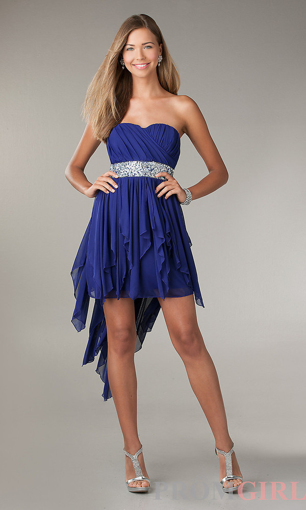 dress prom dress high-low dresses
