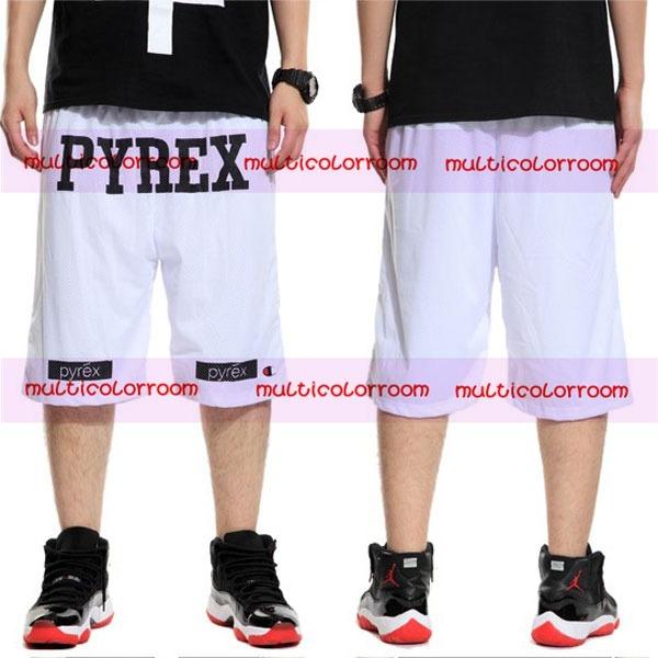 Unisex Pyrex Vision Basketball Gym Religion Champion Casual Shorts Size M 3XL   eBay