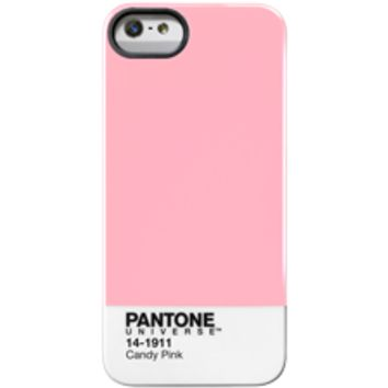 PANTONE UNIVERSE iPhone 5/5S case Candy Pink on Wanelo