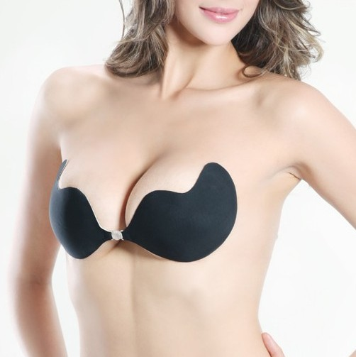 Invisible Strapless Push Up Bra from Kalliope's Closet  on Storenvy
