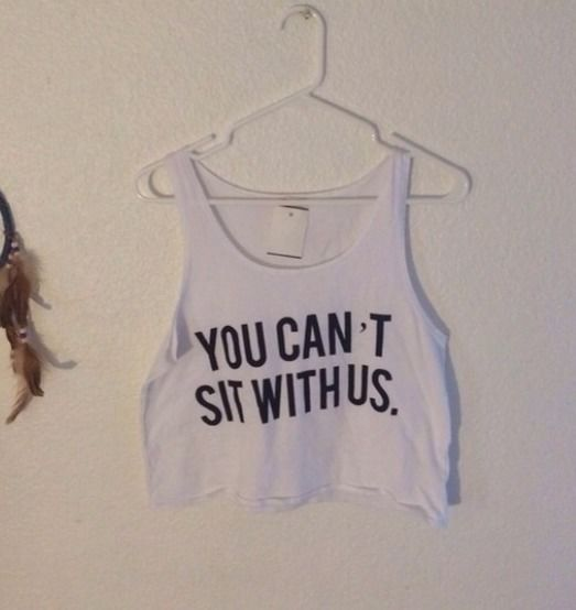 Brandy Melville You Cant Sit with US Tank | eBay