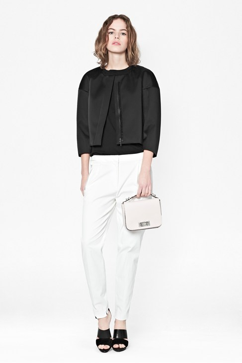 Summer Stories Cropped Jacket - Jackets & Coats - French Connection