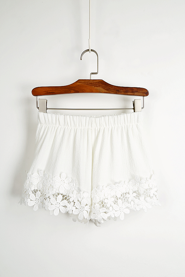Pretty Summer Lace Short, Lace Shorts 2014, Lace Short, Short on Luulla