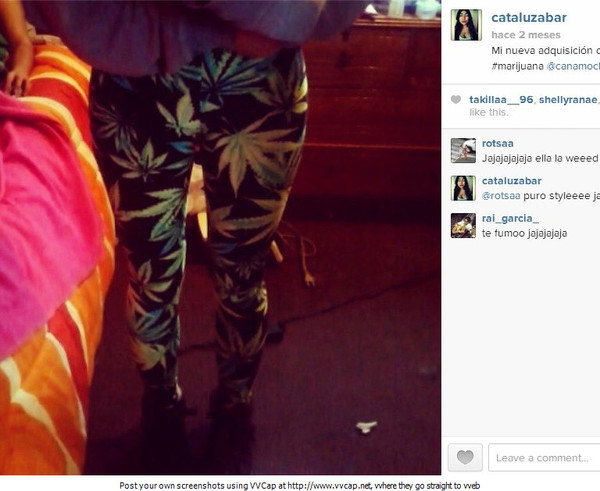 pants weed leggings marijuana