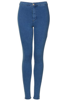 MOTO Mid Stone Wash Joni Jeans - Joni Super High Waisted Jeans - Jeans - Clothing- Topshop