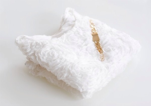 sweater rose sweater white rose sweater cute sweater blouse