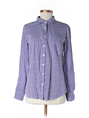 J. Crew Factory Store Button Down, Long Sleeve For Women - 74% off only on thredUP