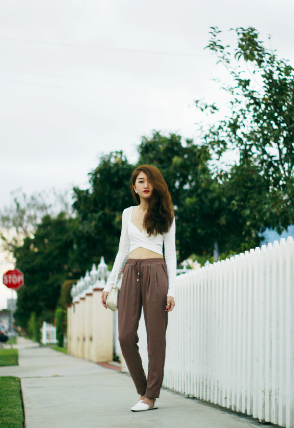 rouge fox t-shirt pants