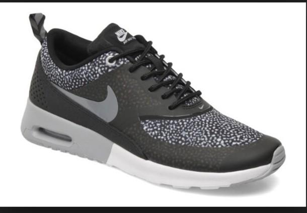 shoes nike air max thea print women