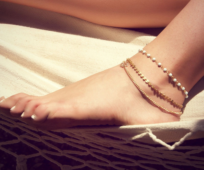 ANKLETS / FEET JEWELRY Collection - LovMely