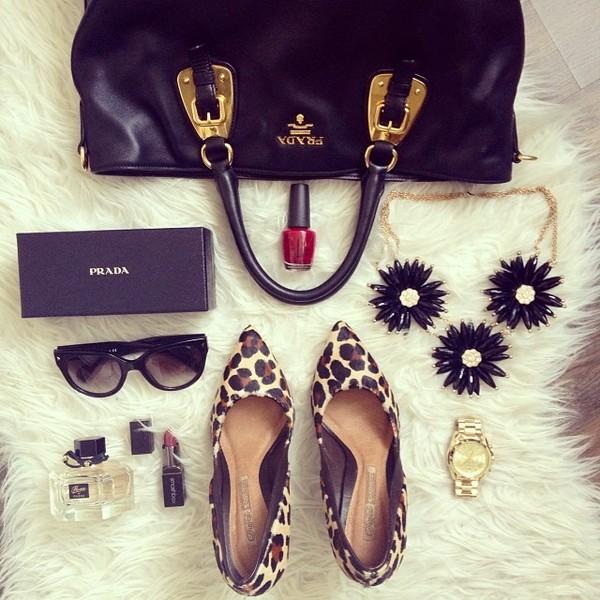 fashionhippieloves nail polish bag jewels sunglasses mid heel pumps