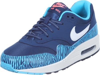 Nike Air Max 1 Youth GS shoes blue