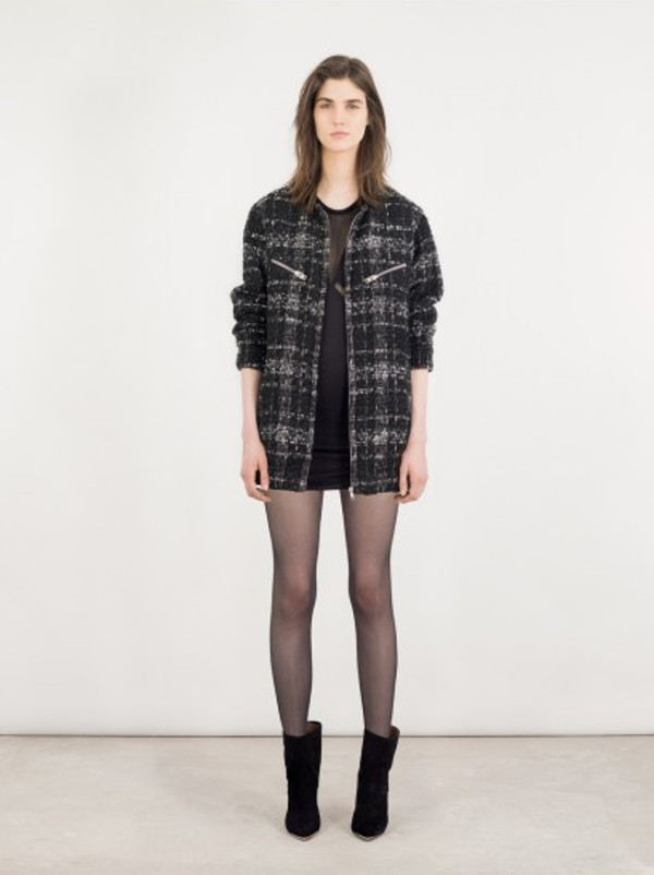 coat iro fashion lookbook