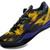 NBA Nike Kobe 8 Elite System (Black & Yellow & Purple) Mens Sports Sneakers