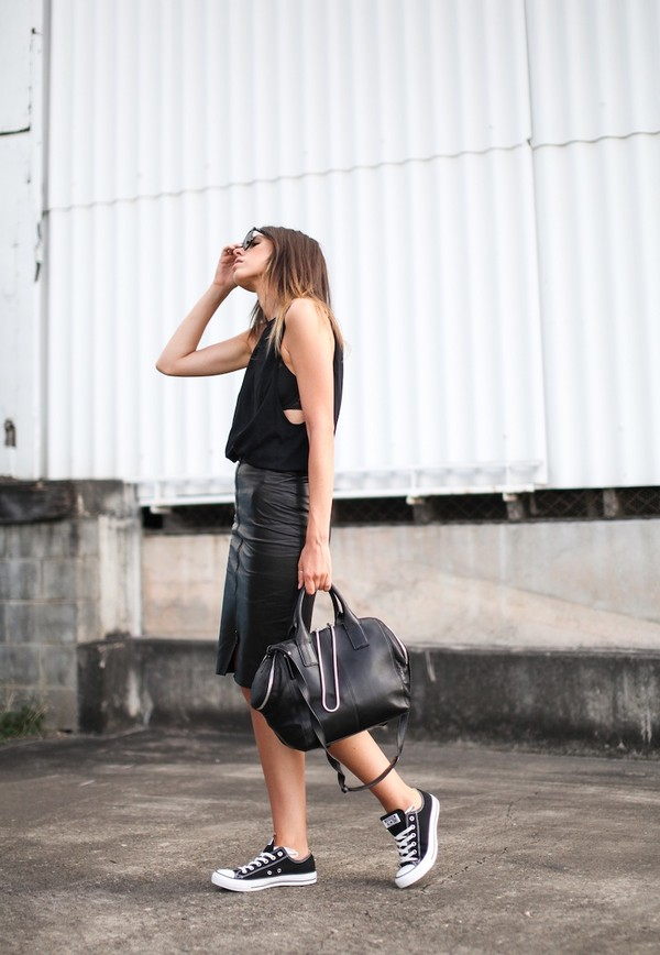 modern legacy bag underwear sunglasses skirt
