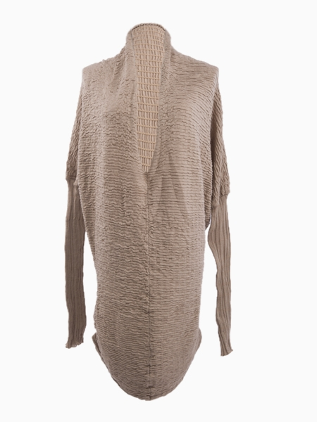 Celebona Long Beige Ruched Dress | Choies