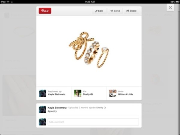 jewels gold ring bow pearl gold ring classy classic preppy prep