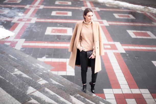 fashion agony blogger camel