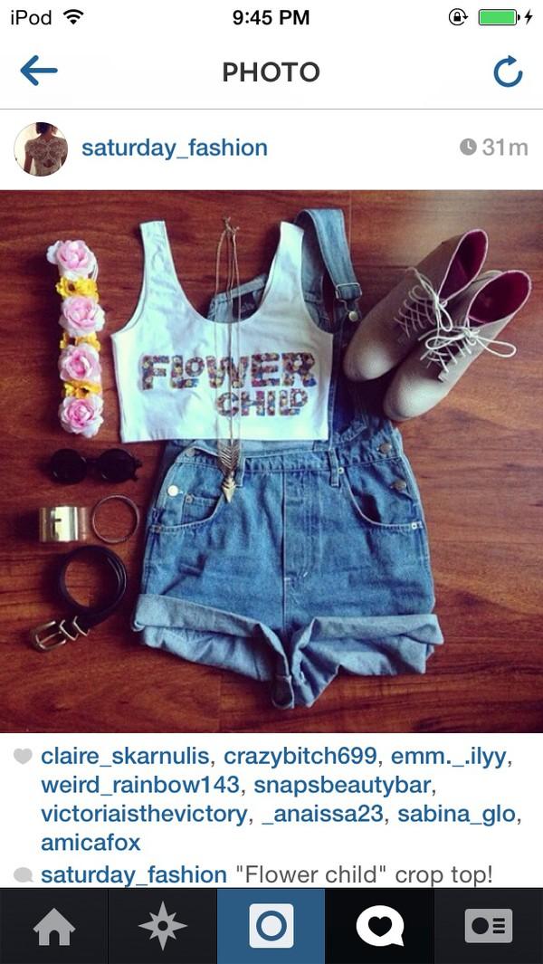 shoes grey hippie boho flowers