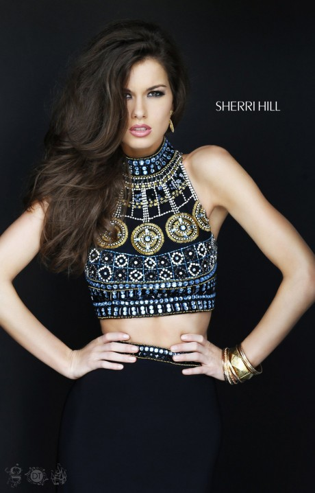 Sherri Hill 11068 Dress - 2014