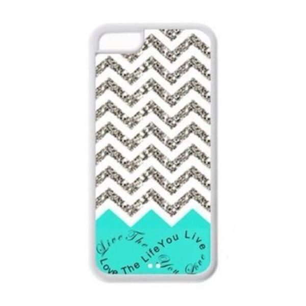 jewels iphone case infinitely zig zag print
