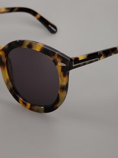 Karen Walker Eyewear 'super Duper' Sunglasses -  - Farfetch.com