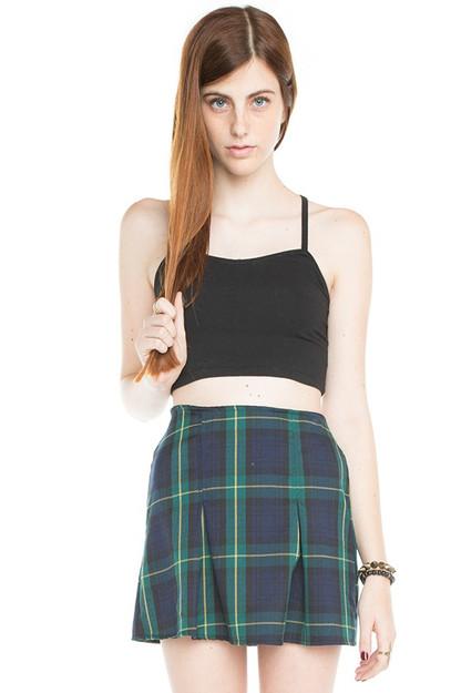Brandy ♥ Melville   Kaitlee Skirt - Bottoms - Clothing ($38.00) - Svpply