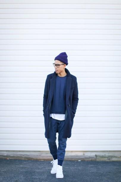 closet freaks blogger coat sweater shoes hat