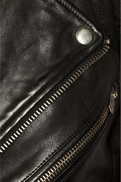 BLK DNM 8 leather biker jacket  NET-A-PORTER.COM