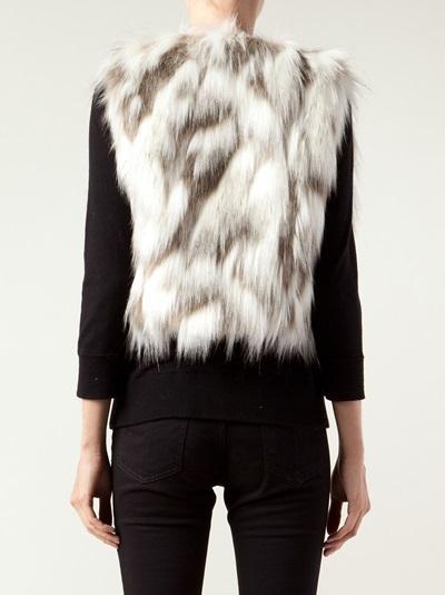 Bsable Wendy Crop Vest - American Rag - Farfetch.com