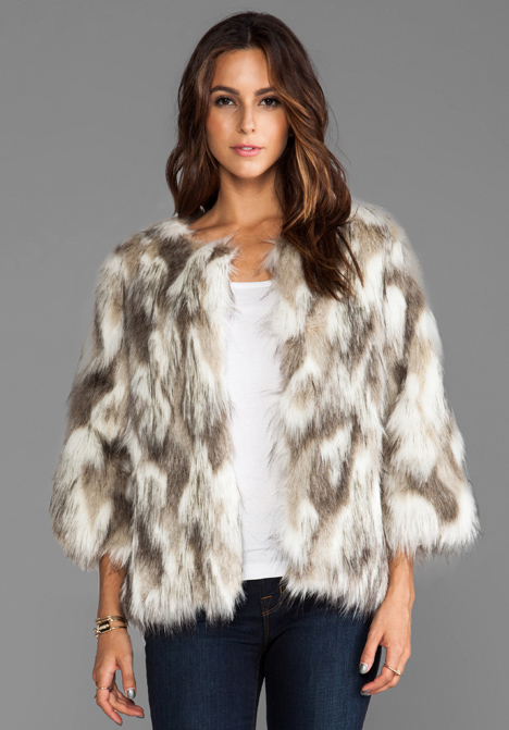 BSABLE Ischia Jacket in Sand Fox at Revolve Clothing - Free Shipping!