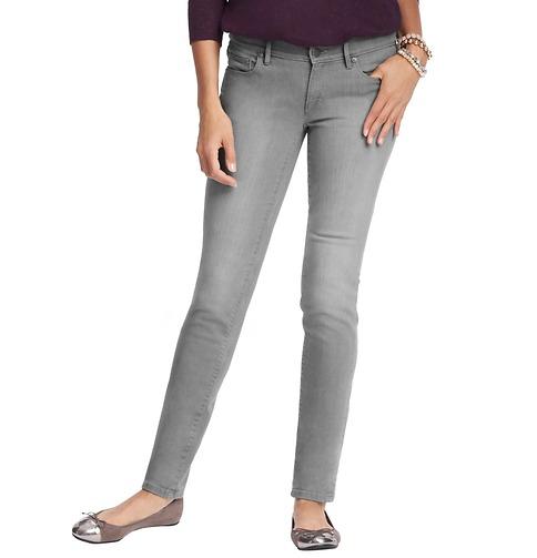 Modern Skinny Jeans in Ash Grey | Loft