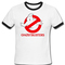 Ghostbusters ringer t-shirt - basic tees shop