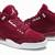 Real Suede Women Air Jordan 3 Red-White