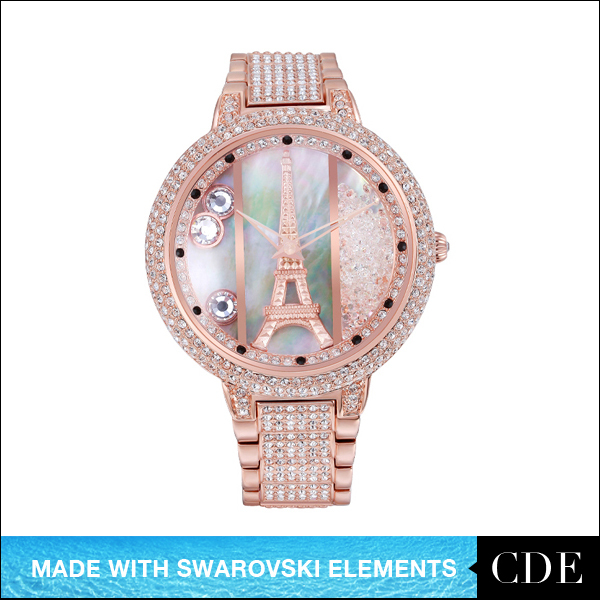 Aliexpress.com : Buy CDE 2013 Fashion crystal girl's and boy crystal wrist watch, high quality jewelry watch from Reliable jewelry making watches suppliers on CDE FASHION JEWELRY