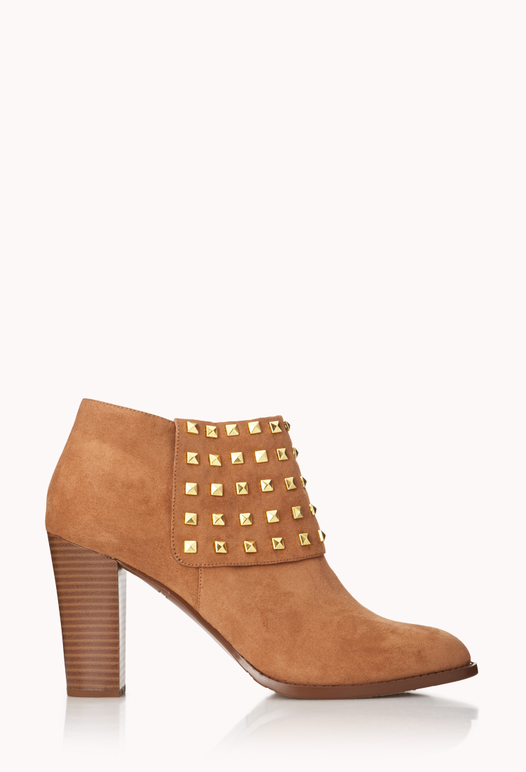 Total Stud Booties | FOREVER21 - 2040495581