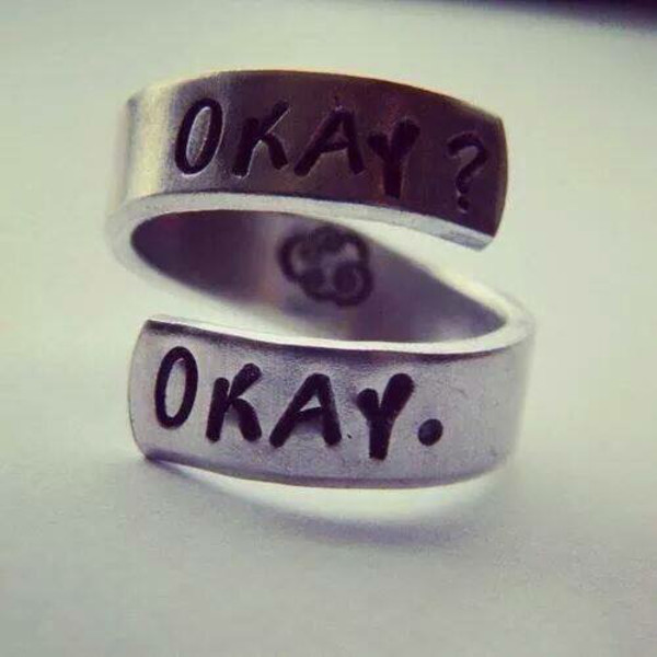 jewels the fault in our stars ring