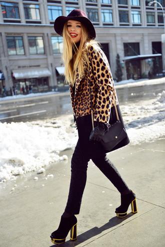 kayture coat shoes hat pants bag jewels