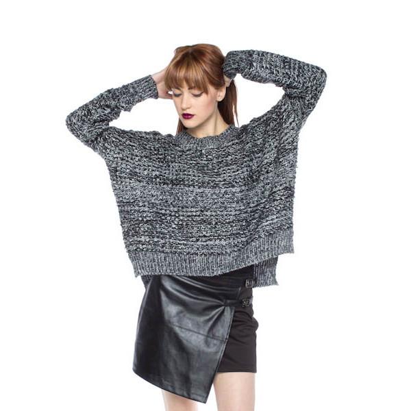 Dark Tone Sweater | Vanity Row