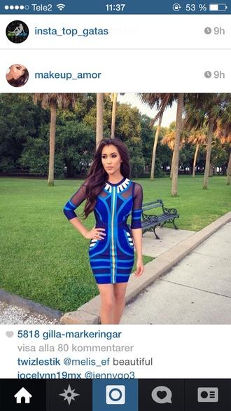 cobalt cobalt dress blue dress dressy classy