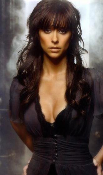 jennifer love hewitt blouse black blouse deep v