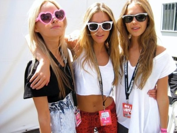 heart sunglasses sunglasses crop tops