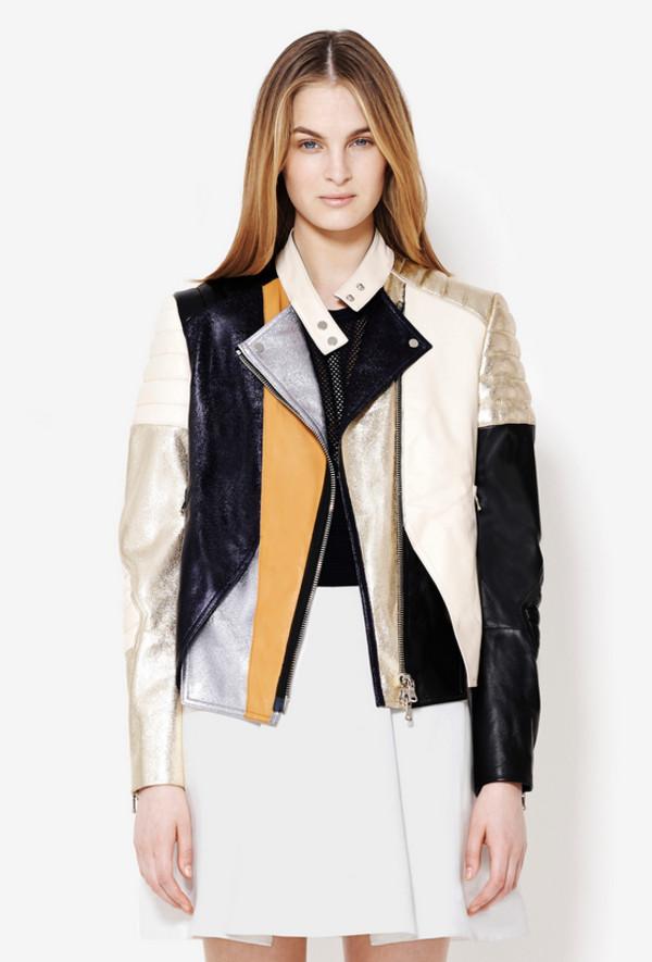 jacket lookbook fashion phillip lim skirt