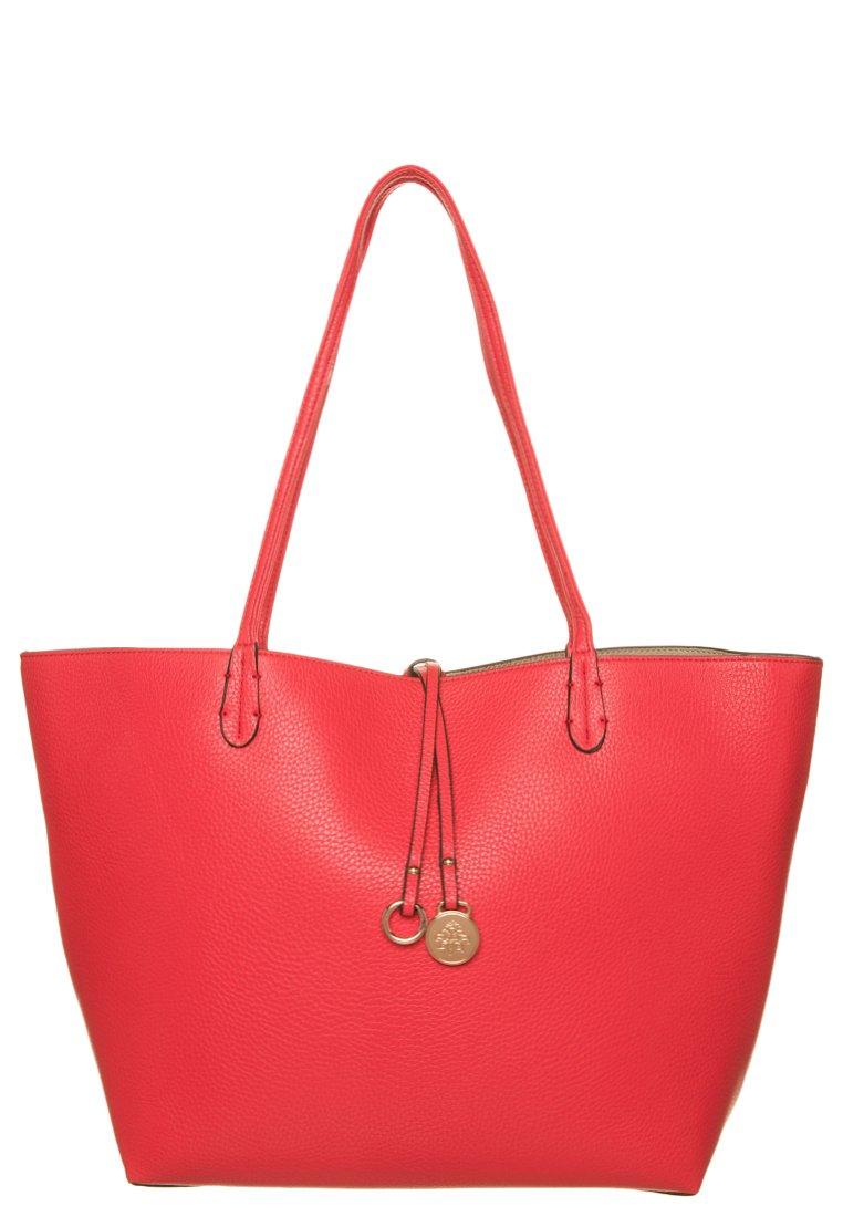 Fuchsia Shopping Bag - rouge - Zalando.de