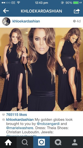 dress khloe kardashian