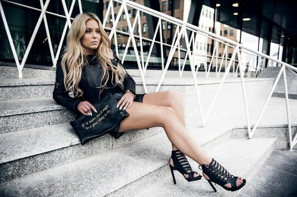 fanny lyckman jacket bag shoes