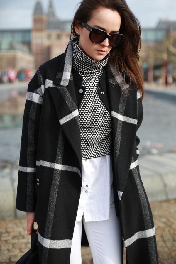 style scrapbook coat jeans shoes jewels sunglasses