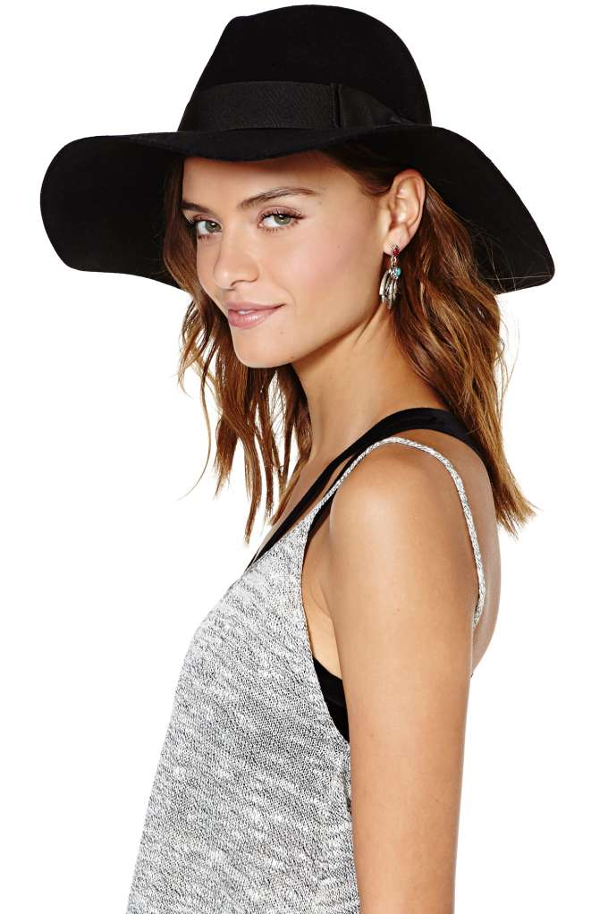 Jasmine Floppy Hat | Shop Hair   Hats at Nasty Gal