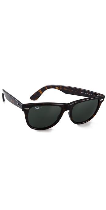 Ray-Ban Outsiders Oversized Wayfarer Sunglasses   SHOPBOP